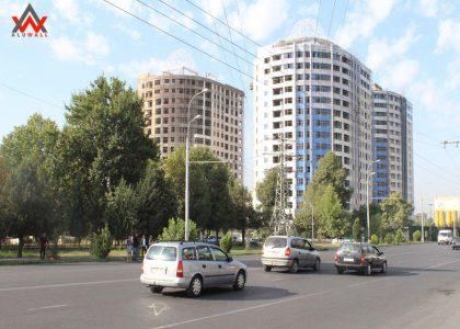 مجتمع مسکونی سعدی تاجیکستان